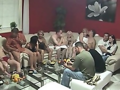 Massive MATURE SWINGERS PARTY