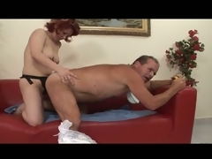 Extreme adult diaper fetish for hot milf