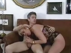 German Mature Mother and Son