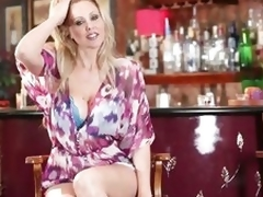 Excellent Julia Ann shows off her excellent rack