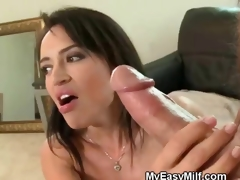 Orall-service WIth Wicked MILF