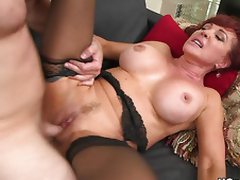 Vanessa was one hawt Latin chick Mami! This MILF was smoking hawt and insatiable for dick. Her old husband couldn't keep up with her hawt MILF pussy. It needed to be fed often and by young hard dick. Vanessa came to FL and decided to try out Levi. This babe needed some youthful meat in her seasoned cum-hole and got buck wild. The way this hawt mama got drilled and took knob will make you a MILF fan forever.