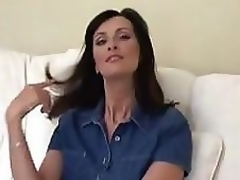 British MILF Angie Fucking And Engulfing