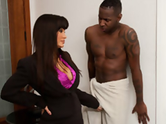 Jon-Jon Scores Big Time To Lisa Ann
