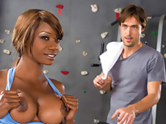 Alana Angel Her Handsome Gym Tutor